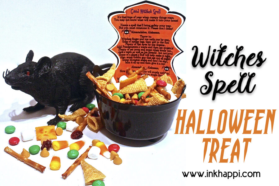 """Halloween Treat …It's a """"Good Witches Spell""""!"""