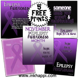 Bringing Awareness to Epilepsy this November