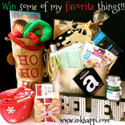Christmas Wish List Giveaway! Enter to Win!