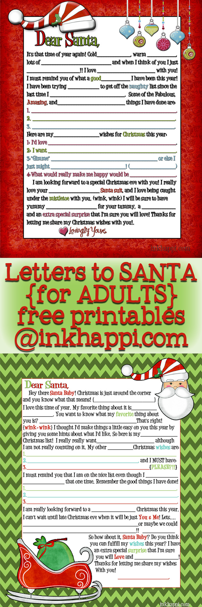 Adult Letter From Santa 22