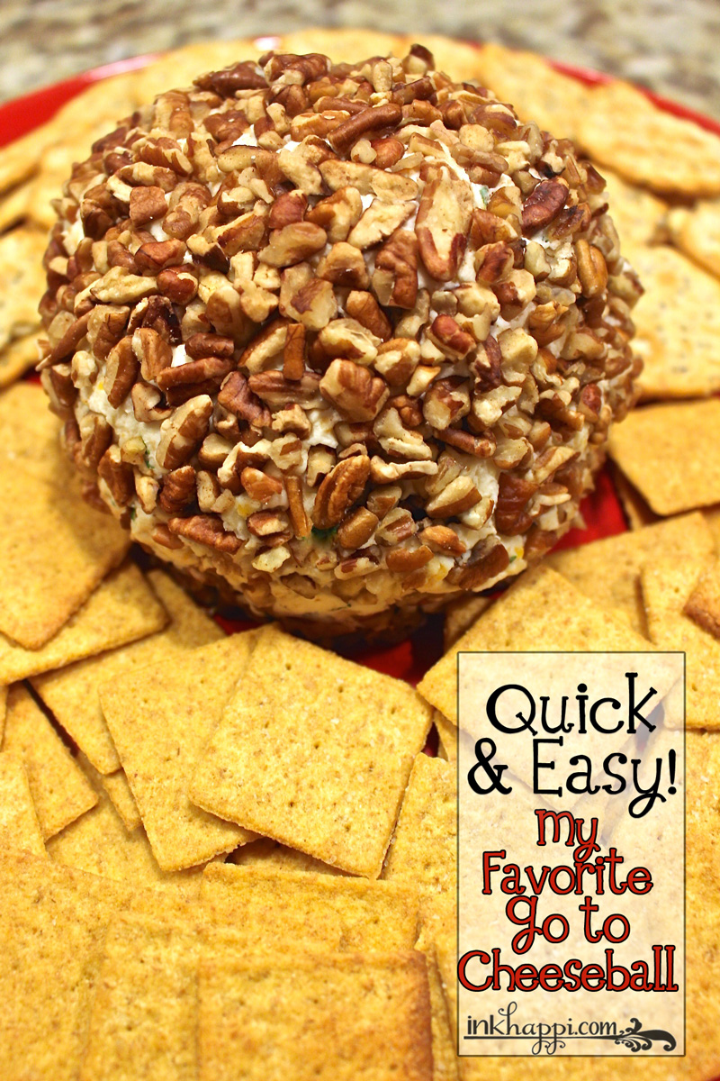 This mini bacon ranch cheese ball recipe is so easy to make and delicious!You only need 5 ingredients and about 10 minutes to put together this game day ready appetizer. Sundays have been my favorite day of the week for a very long time.