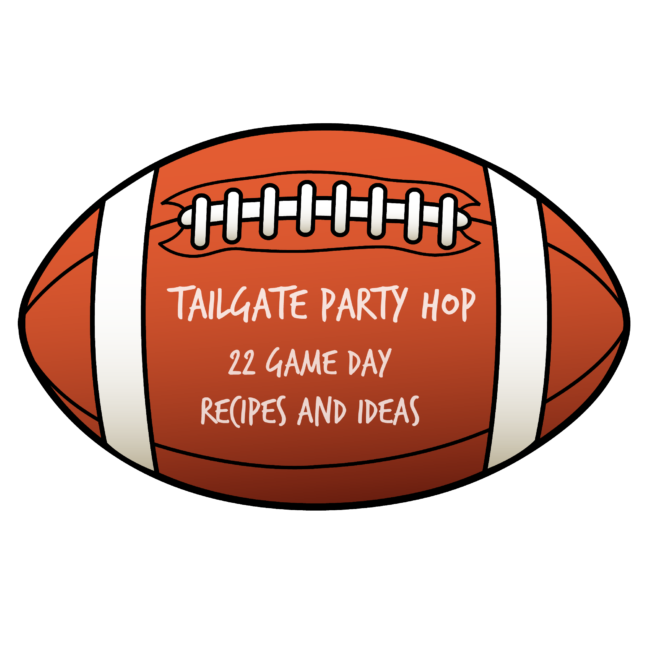 It's all about football! 22 delicious recipes and ideas to have a great party!