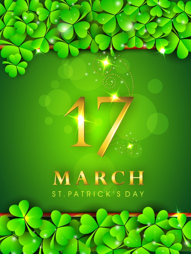 Some fun facts about St Patricks Day and free printables!