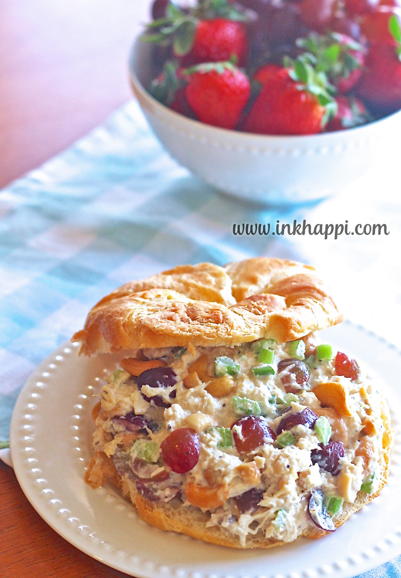 Best Basic Chicken Salad Recipe — Dishmaps