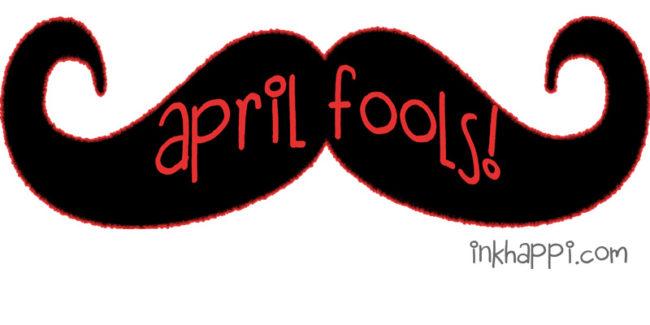 hahah april fools!