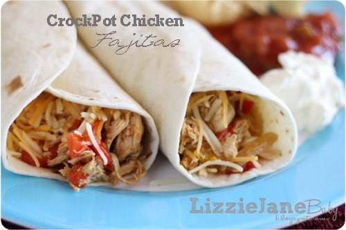 Heres a simple crockpot meal from Liz on Call. Easy and yummy!