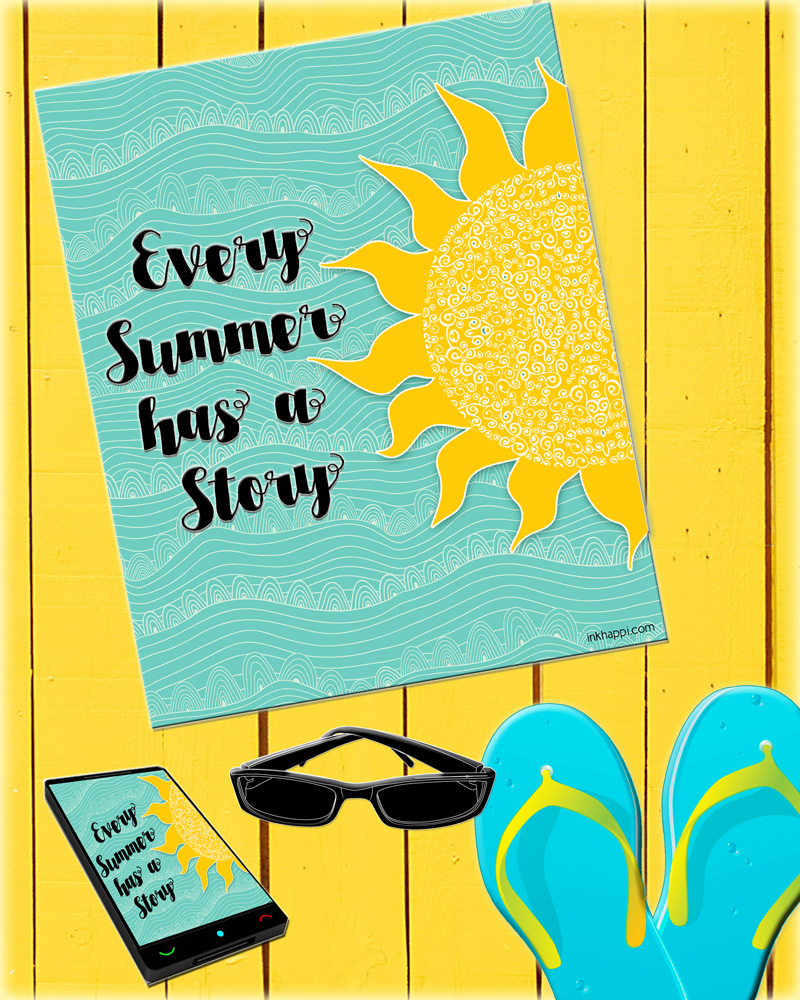 End of Summer Printables! Every summer has a story…