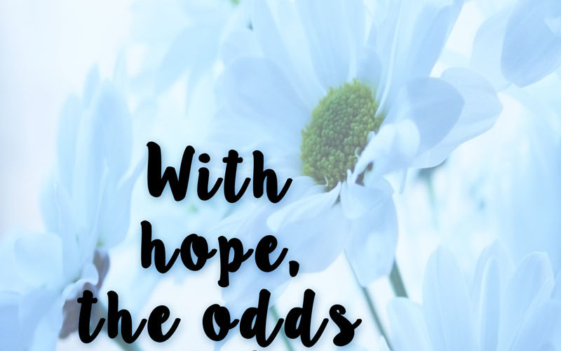 The first Sunday in June is National Cancer survival month. this is a message of hope and inspiration. Free printable!