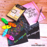 Live original… Inspirational gift idea and printables!