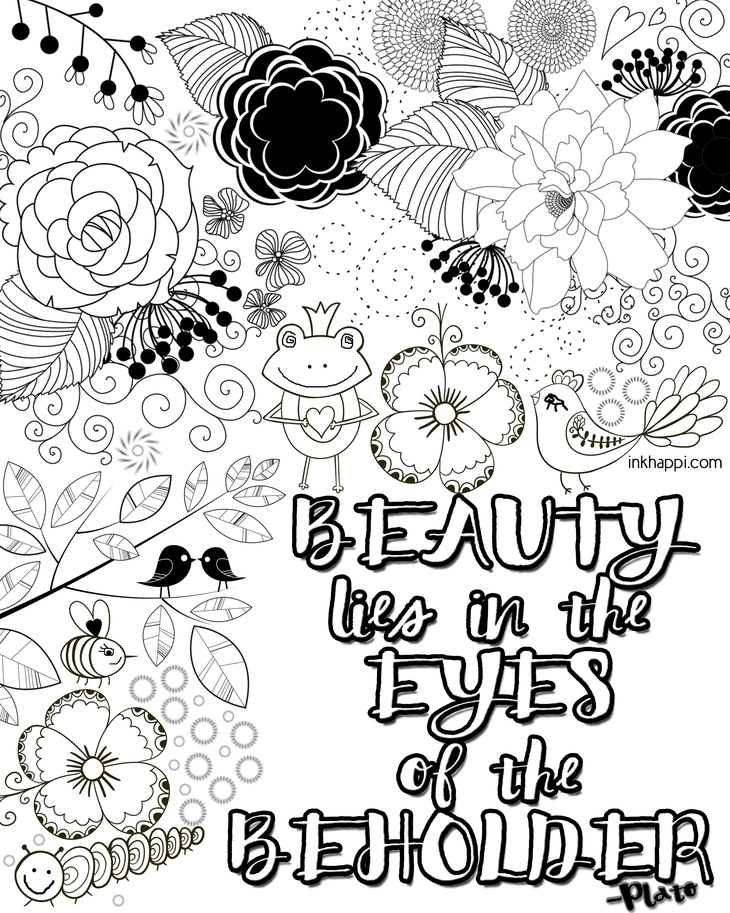 coloring page coloring isn u0027t just for children inkhappi