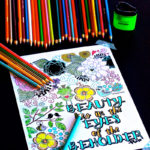 Adult Coloring Page… Coloring isn't just for Children!
