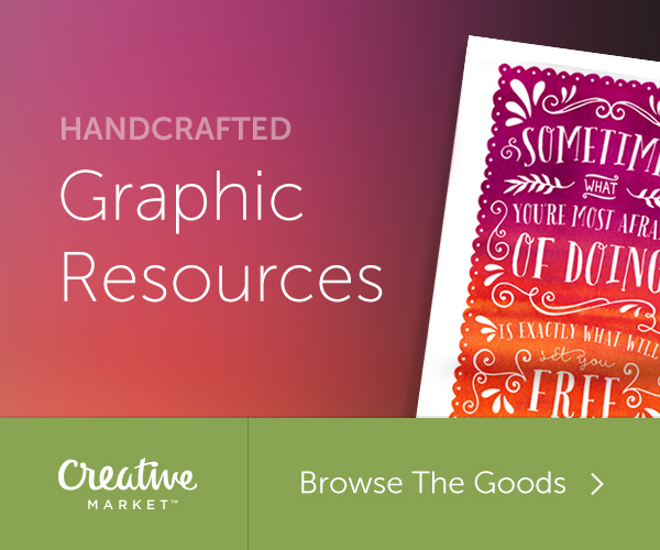 Just say YES to awesome graphic resources!