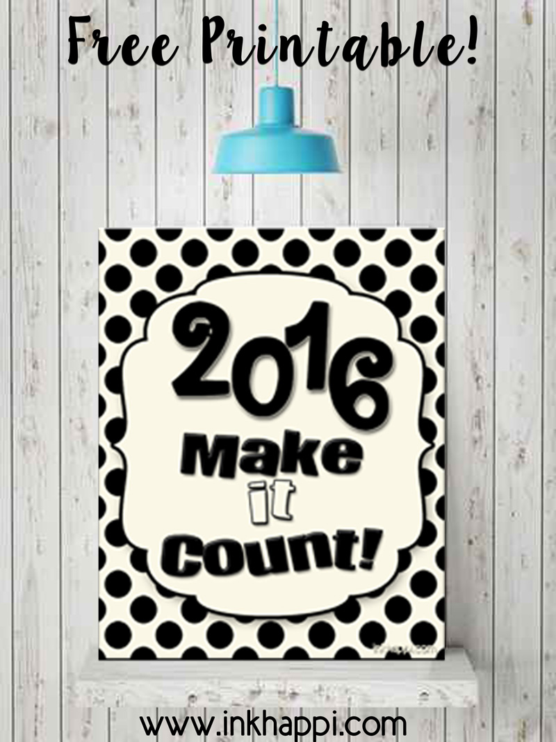 New Year Quotes… free printables!