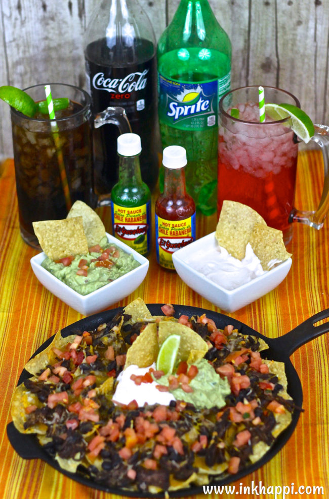 Oh my yummy!! Spicy Slow Cooker Shredded Beef, Nachos, and Cherry Coke Recipes.