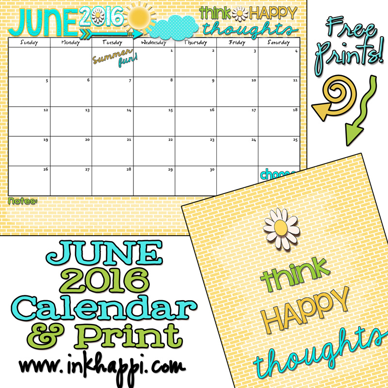 June Calendar Picture Ideas : June calendar let s have some summer fun inkhappi