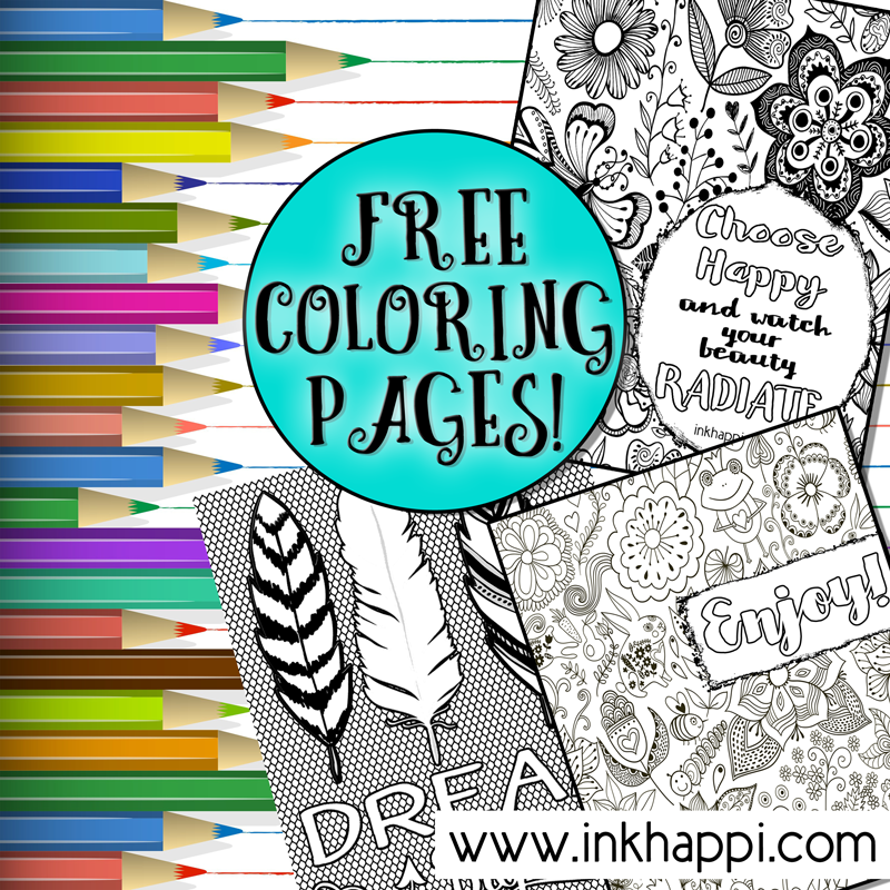 Free Printable Coloring Pages Great For Framing
