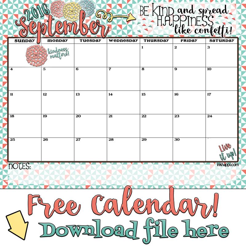 calendar 2015 free to print