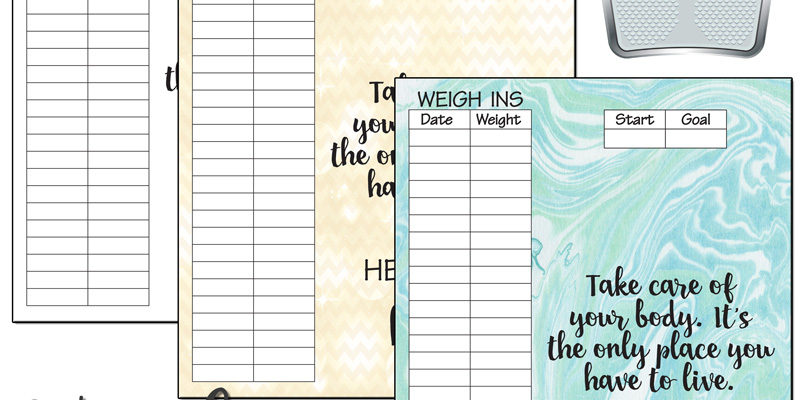 Weight Tracking Chart… Should you or shouldn't you?