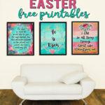Inspirational Easter Printables #PRINCEofPEACE