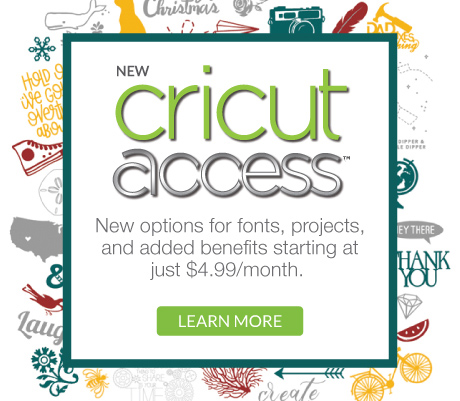 Easily create custom designs using Cricut Design Space