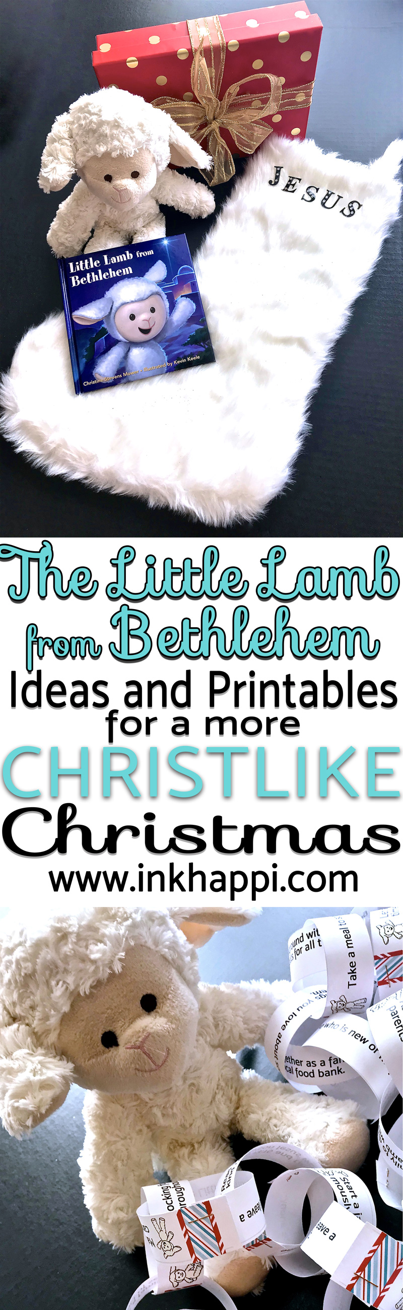 Little Lamb from Bethlehem. Ideas and Printables for a Christ ...