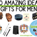 Gifts for Men… 20 ideas to help you find the perfect gift!