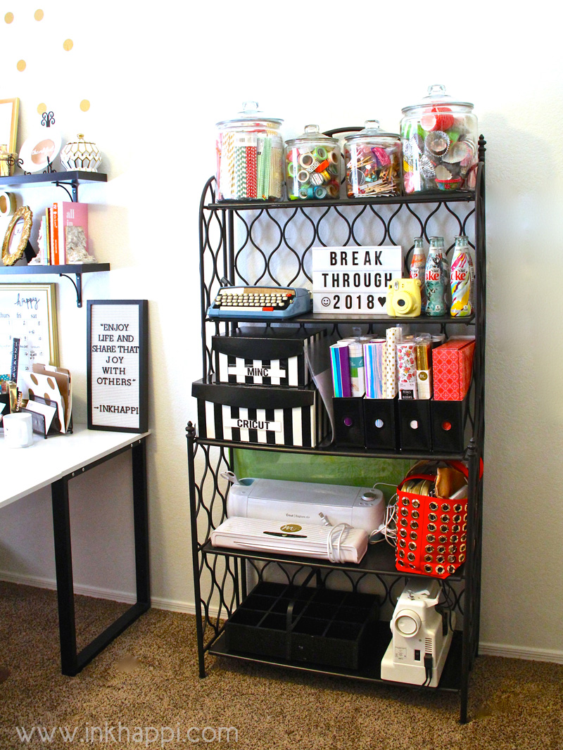 Home office reveal... you\'re invited to take a tour! - inkhappi