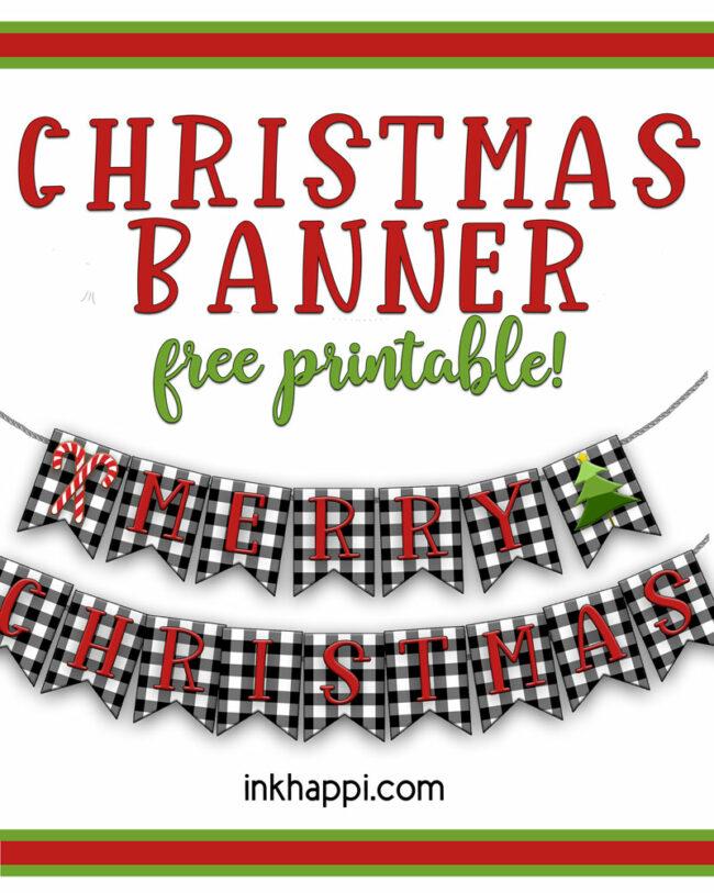 christmas banner hero