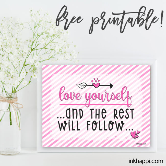 Motivational thought #freeprintable #calendar #motivationalthought
