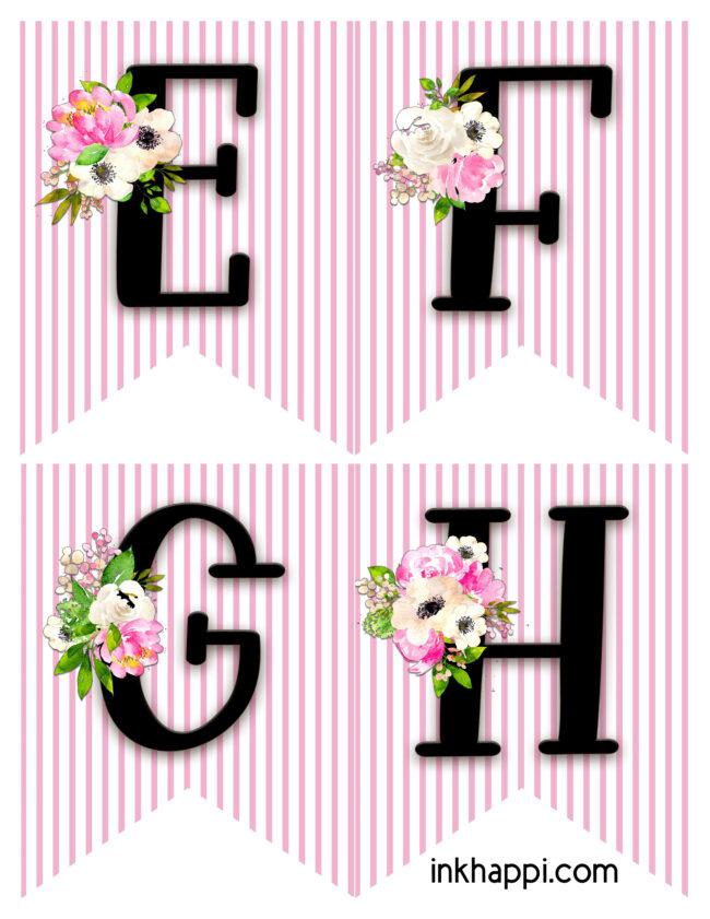 Spring banner e h