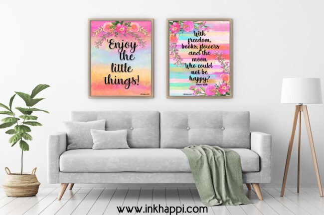 insprational quotes sofa frame mock ups