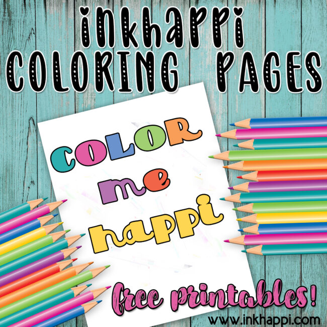 All kinds of pages for coloring can be found here. Free Printables! #coloring #freeprintables