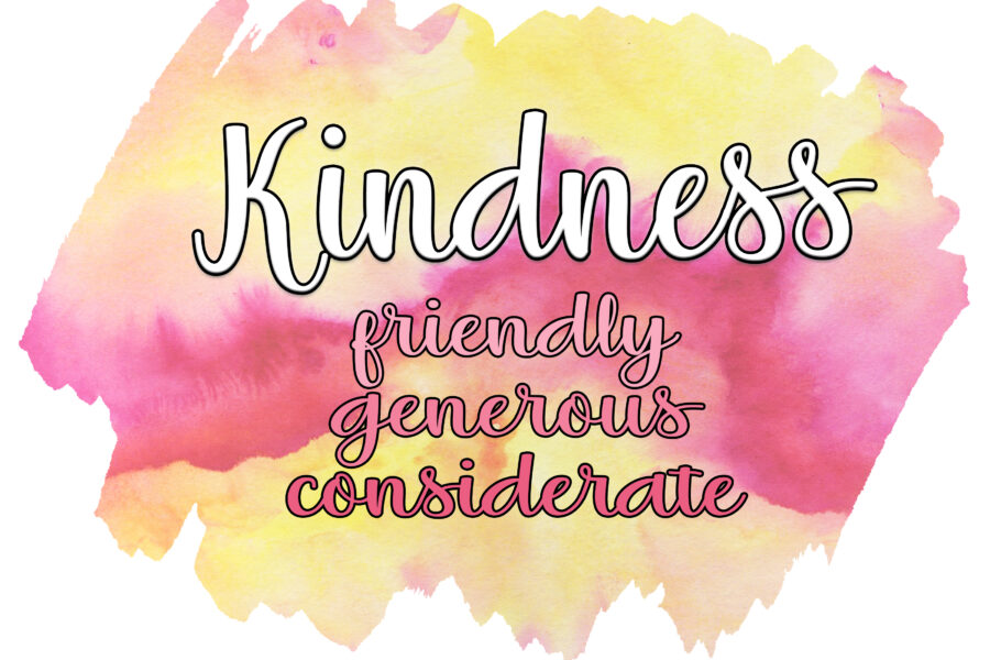 May 2021 Calendar print kindness