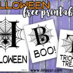 Free Halloween Prints and Alternatives to Trick or Treating!